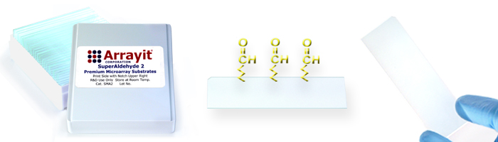 SuperAldehyde 2 & MirrorAldehyde 2 Substrates